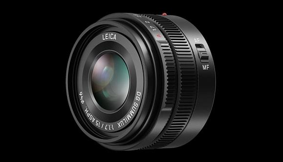 Panasonic představil objektiv LEICA 15mm a přenosnou 4K kameru