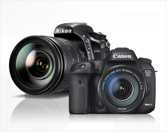 Přijďte si vyzkoušet novinky Nikon, Canon a Sony představené na Photokině
