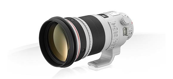 Canon vydal aktualizaci firmwaru pro profesionální teleobjektivy