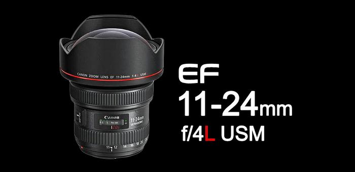 Canon EF 11-24mm f/4L USM snad již brzy