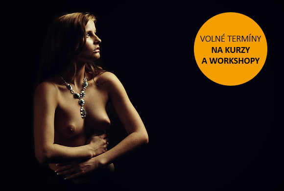 Přijďte na listopadové kurzy a bezplatné workshopy