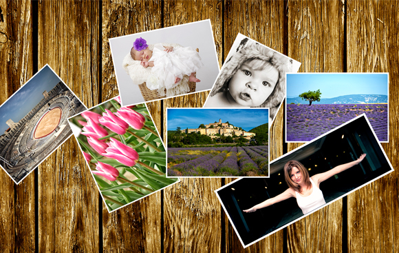 Vytiskněte si vzpomínky z cest a rodinných oslav