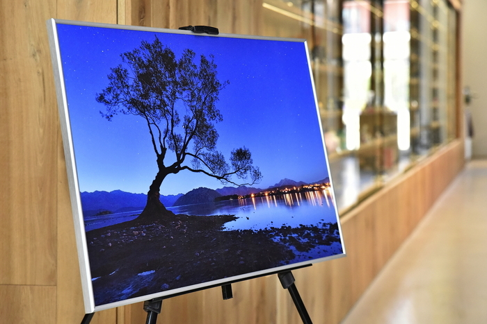 Přijďte na výstavu krajinářských fotografií Jiřiny Bílkové