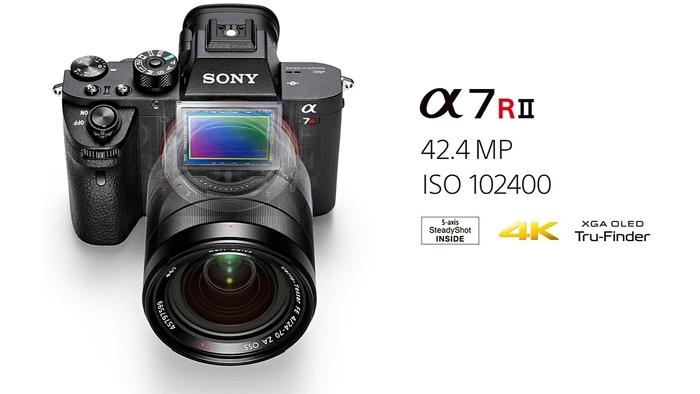 Sony Alpha A7R II: možná nejlepší fullframe foťák současnosti