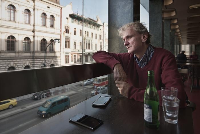 Jan Šibík a jeho pohled na focení mobilem