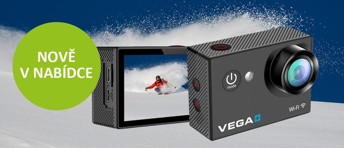 Natáčejte špičková outdoorová videa s kamerami Niceboy VEGA
