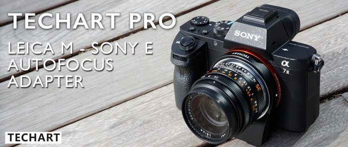 Techart PRO - autofokusový adaptér pro staré objektivy
