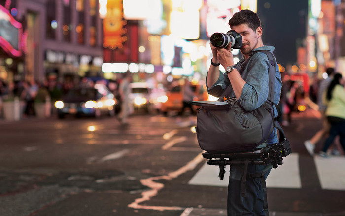 Jak vybrat foto brašnu a foto batoh