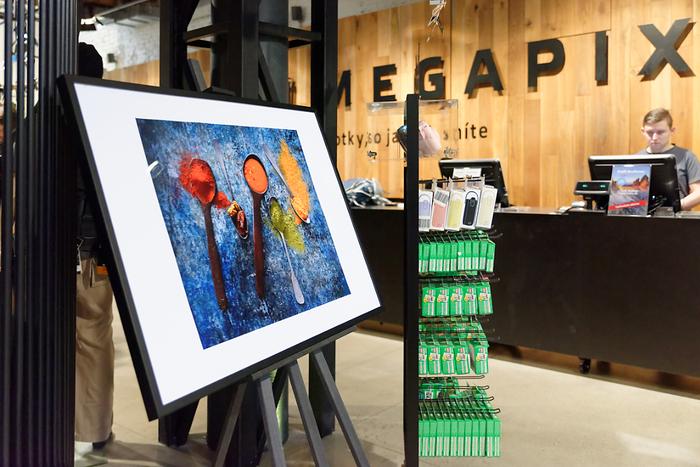 Výstava fotografií Marka Kučery, garanta druhého soutěžního kola