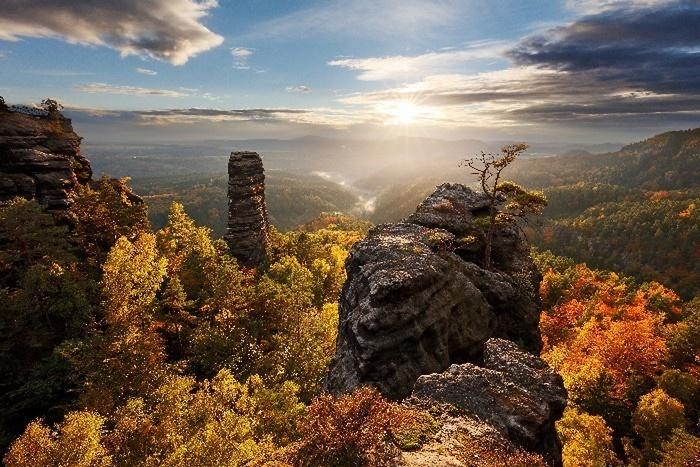Krajinářská fotografie podle Martina Raka