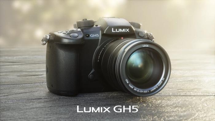 Fotoaparát stvořený pro video: Panasonic GH5 skladem