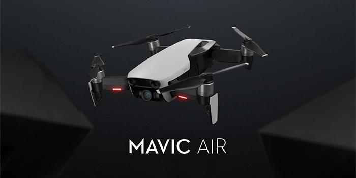 Nový dron od DJI je tady! Předobjednejte si novinku Mavic Air už teď