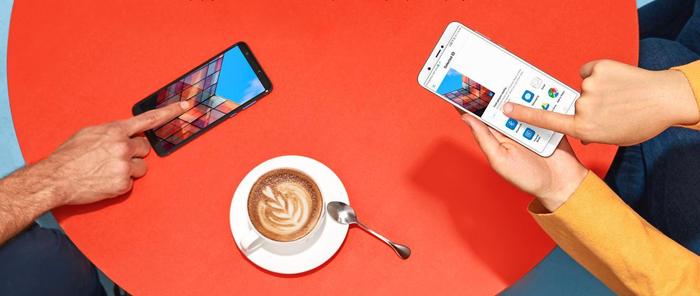 Mobilní telefony Huawei - cashback až 3 000 Kč a předprodej Huawei P Smart