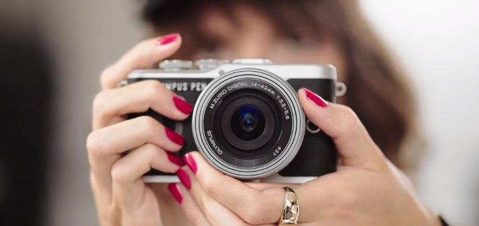 Představujeme novinku Olympus PEN E-PL9 - další z řad oblíbených fotoaparátů blogerek