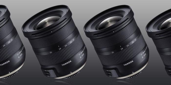 Novinka Tamron 17-35mm f/2.8-4 Di OSD