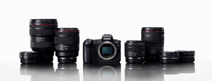 První dojmy z Canonu EOS R