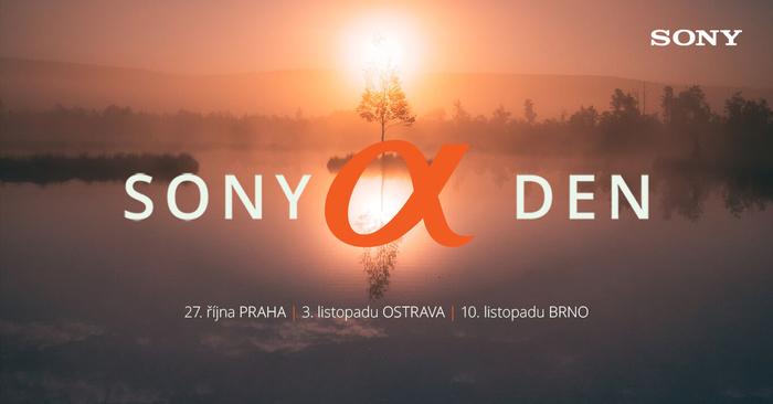 Podzimní Sony Alpha Dny se blíží