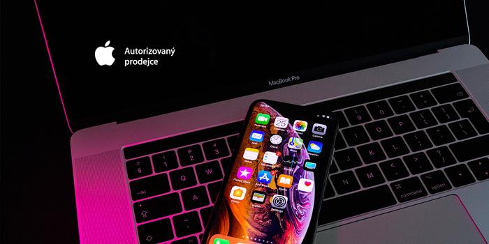 Pořiďte si MacBook Pro s 9% slevou nebo získejte dárky k nákupu Iphone XS a XR!