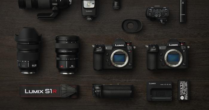 Přijďte si vyzkoušet nový full-frame systém od Panasonic