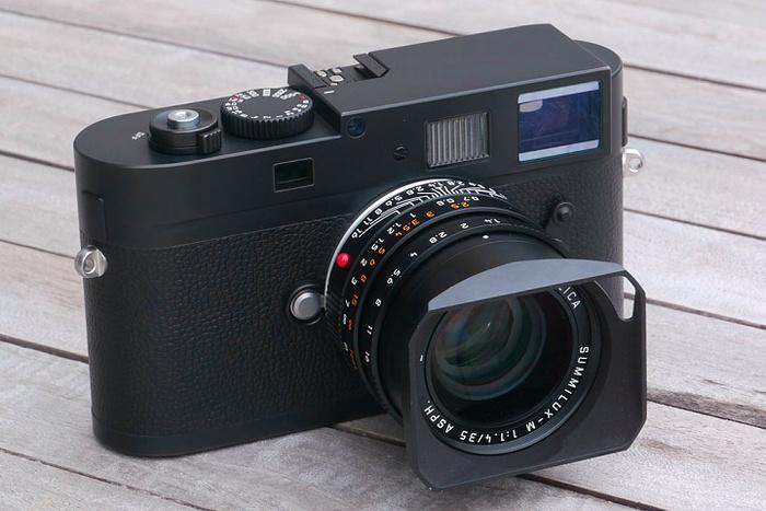 Jaká je Leica M Monochrom