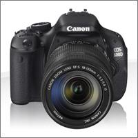 Canon EOS 600D levnější až o 1 300 Kč