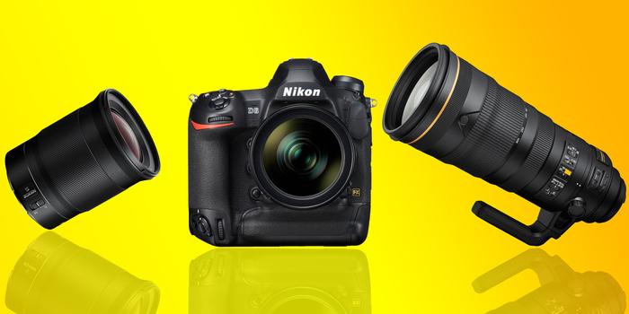 Přichází podzim a s ním také první novinky. Nikon oznámil vývoj D6 i nových objektivů!