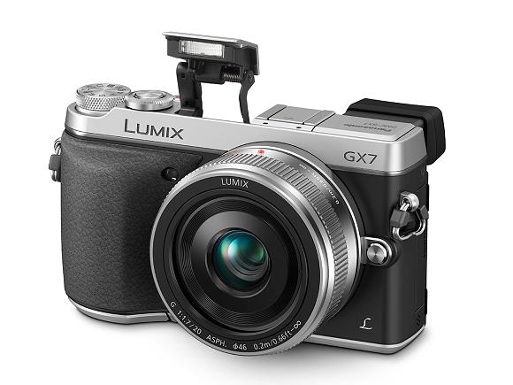 Panasonic LUMIX DMC-GX7 oficiálně představen
