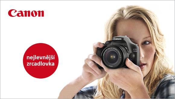 Canon EOS 1100D je ve výprodeji