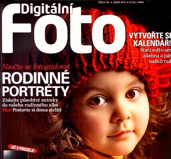 Tomáš Matějček, majitel Megapixelu v rozhovoru pro časopis Digitální foto