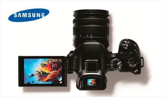 Novinka Samsung NX30 je v prodeji