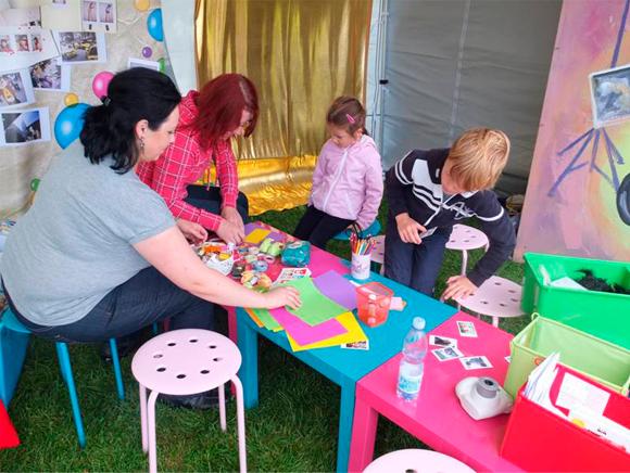Oslavte s námi Den dětí a užijte si kreativní workshop