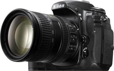 Prezentace Nikon D3 a D300