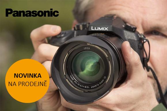 První ultrazoom s nahráváním do formátu 4K. Udělejte si vlastní názor na Panasonic FZ1000