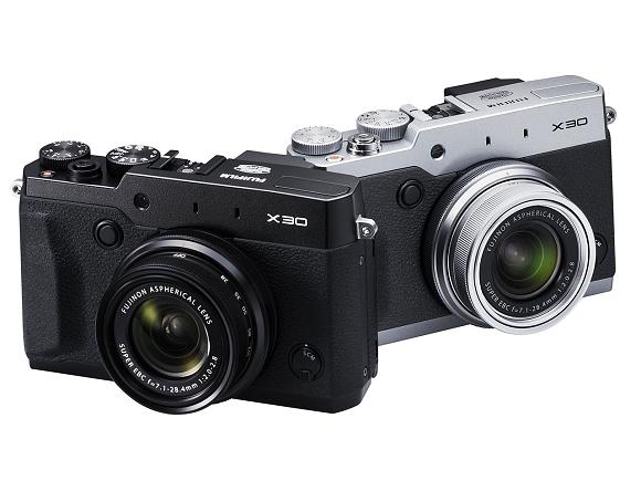 Fujifilm X-30 - nový superrychlý kompakt