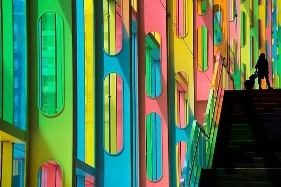 Paleta barev / 9. kolo fotografické soutěže odstartovalo