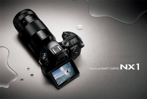 Velmi podařený foťák Samsung NX1