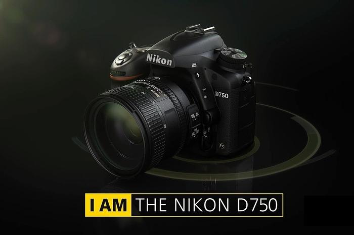 Nikon vydal aktualizaci firmware pro D750, P610 a Nikon 1 V2