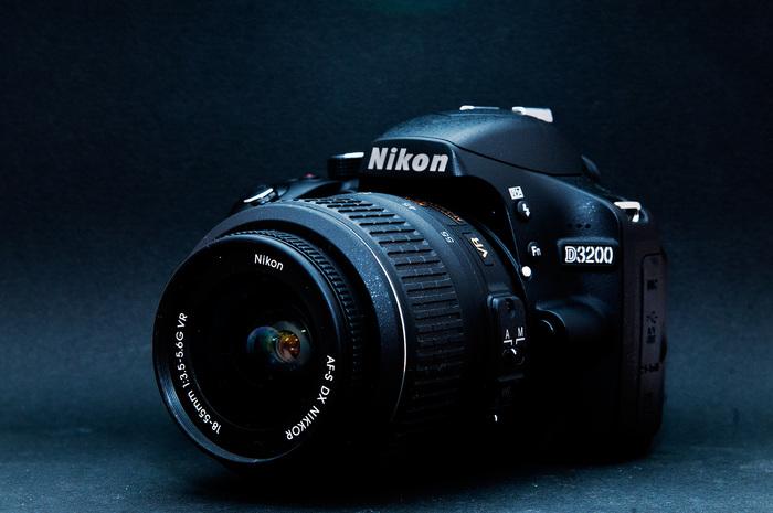 Nový firmware pro Nikon D3200