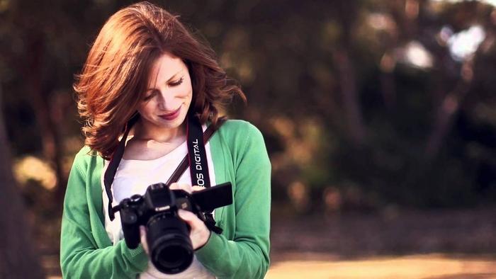 Jak fotit zrcadlovkou