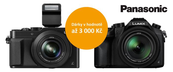 Zachyťte Vánoce ve 4K s novým fotoaparátem Panasonic