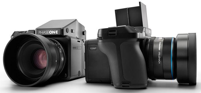Phase One představuje středoformátový XF 100MP se snímačem Sony s rozlišením 100 Mpx