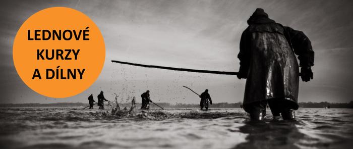 Zúčastněte se lednových termínů fotografických kurzů a dílen