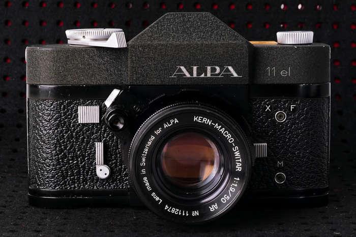 Historie fotografických značek - ALPA