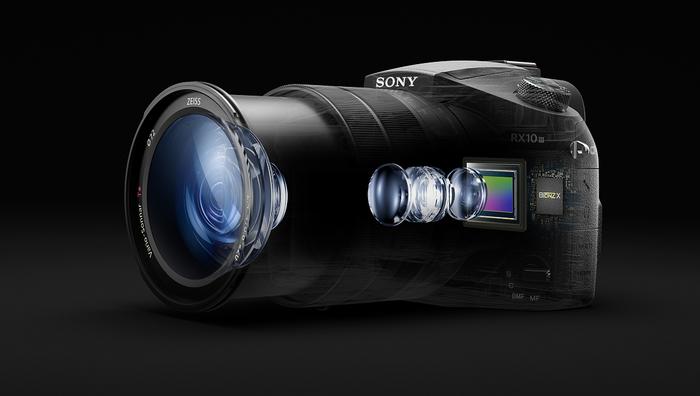 Sony uvádí už třetí verzi modelu RX10 a dva fullframe objektivy
