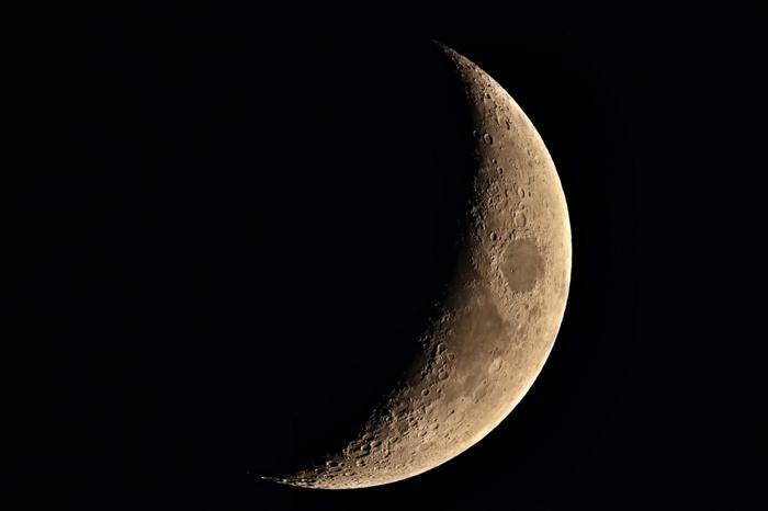 Jak fotit Měsíc