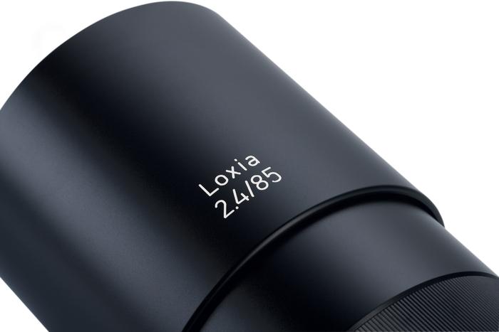 Řada objektivů Zeiss Loxia se rozrůstá o 85 mm teleobjektiv