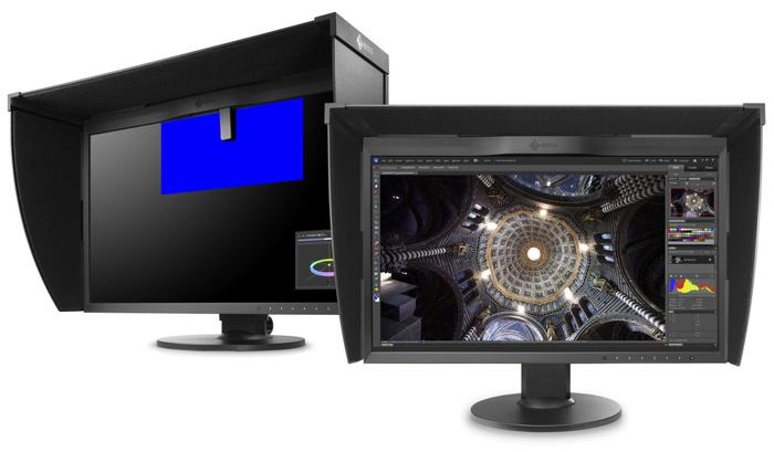 Naučte se kalibrovat monitor a spravovat barvy v software Adobe na workshopu EIZO