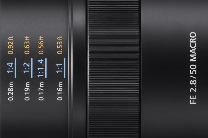 Objektiv Sony FE 50mm f/2,8 Macro je už konečně skladem