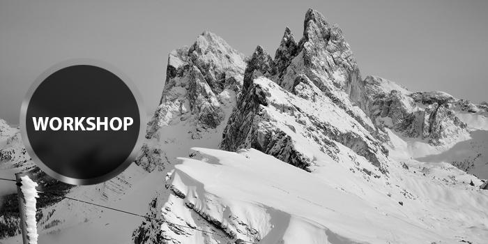 Naučte se fotografovat černobílou fotografii na workshopu s Nikonem