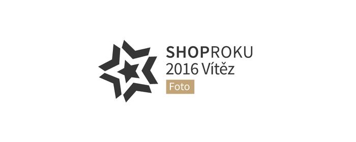 Megapixel získal ocenění Shop roku 2016